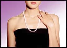Collana in perle